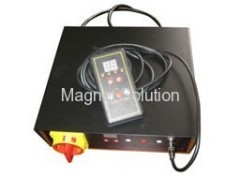 electropermanent magnetic chuck control unit