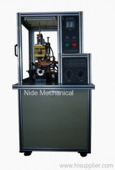 HOOK TYPE ,RISER(SLOT) TYPE COMMUTATOR HOT STAKING, WELDING MACHINE