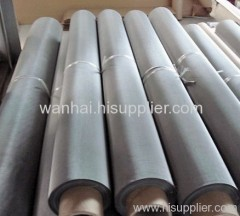 smooth stainless steel woven bolting cloth