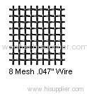 8 mesh square wire mesh