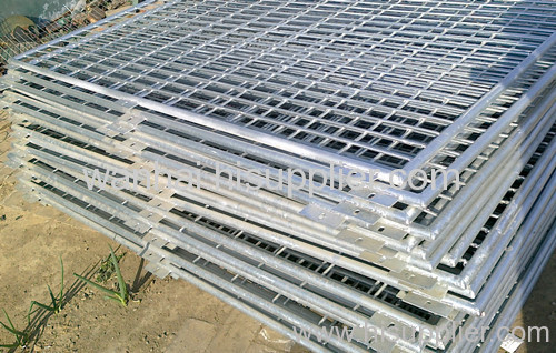 hot dipped galvanized weled mesh fence Manufacturer & supplier