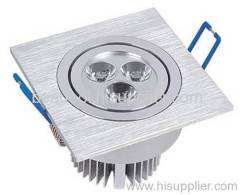 3W led commerical ceiling light