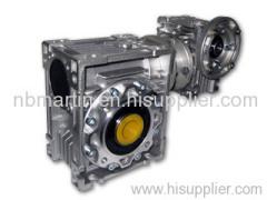 NMRV gearbox