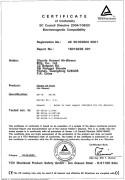 AE Certificate
