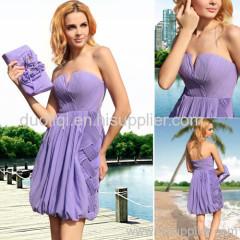 short cocktai dress