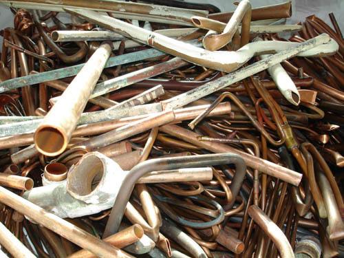 Brass Pipe scrap