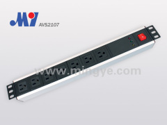 7 ways U.S. PDU socket