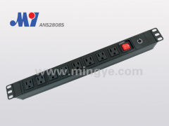U.S. PDU with over-loading protector