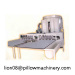 Weighing down & feather filling machine