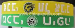 promotional silicon wrist straps on 2013