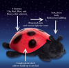 Twilight Ladybug Night Light Star