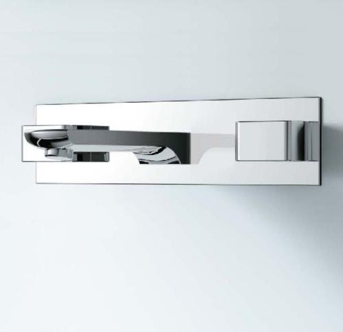Designer Wall mounted Basin Mixers