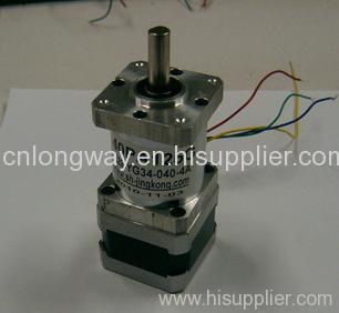 40PA/42BYG Planet gear motor