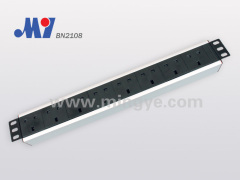 U.K. PDU with Aluminium alloy shell