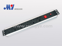 U.K. switch PDU Socket