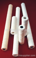 Polypropylene String Wound Filter Cartridge