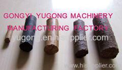 yugong brand biofuel forming machine