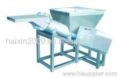 Fish paste forming machine