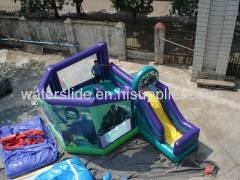 spider man printing bouncer