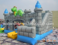dinosaur inflatable bouncer combo