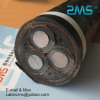 10kV Multicore conductor XLPE insulated Armored Power Cable