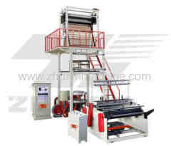mould blowing machine