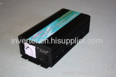 1500W pure sine wave car power inverter