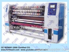BOPP Packing Tape Slitter Rewinder Machine