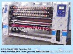 Slitting Machine for double-side tape, kraft paper tape, masking tape, foam tape, PET , cloth tape