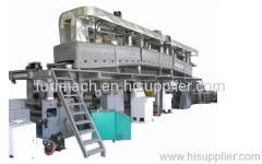 FTBP PVC Electrical Insulation Tape Coating Machine