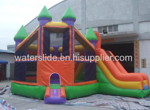 5 in 1 bouncy castles combos