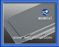 titanium nickel alloy sheet of momery