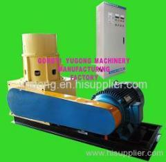 rice hull briquette making machine made by yugong