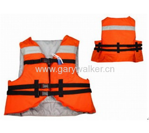 Job Life Vests