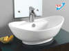 690*390*120mm Above Counter Basin