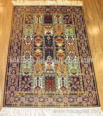 Persian Silk Carpet Persian Carpet Silk Tapestry Products