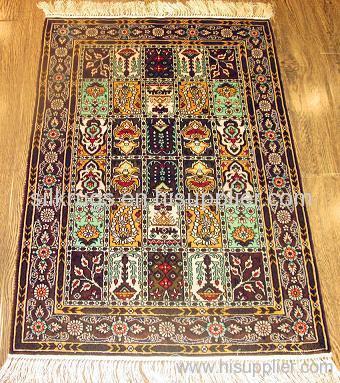 Persian Silk Carpet Persian Carpet Silk Tapestry Products