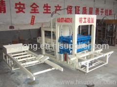 high efficiency semi-automatic brick making machine