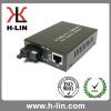 10/100M SM Single fiber optic media converter