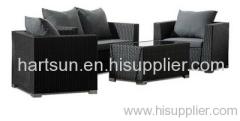 Garden KD sofa