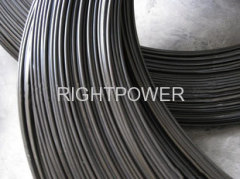 50CrVa oil tempered spring steel wire
