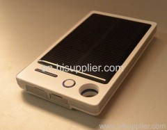 solar charger cellphone