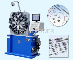 0.4-2.5mm CNC spring forming machine