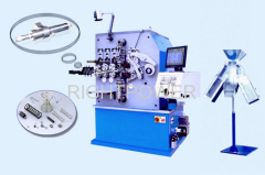 1.6-4mm full-function computer spring coiling machine