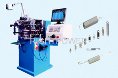 extension spring making machines