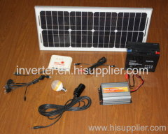 200WH solar kits