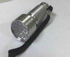 AAA size LED flashlight