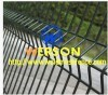 Welded Mesh Panel Fencing From Werson Security Fencing System