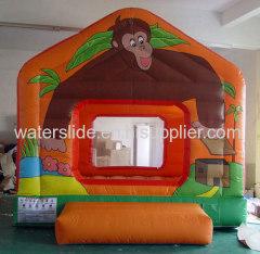 monkey mini jumping bouncers