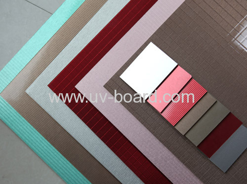 Kitchen cabinet with colored mdf from china manufacturer for Mdf colors